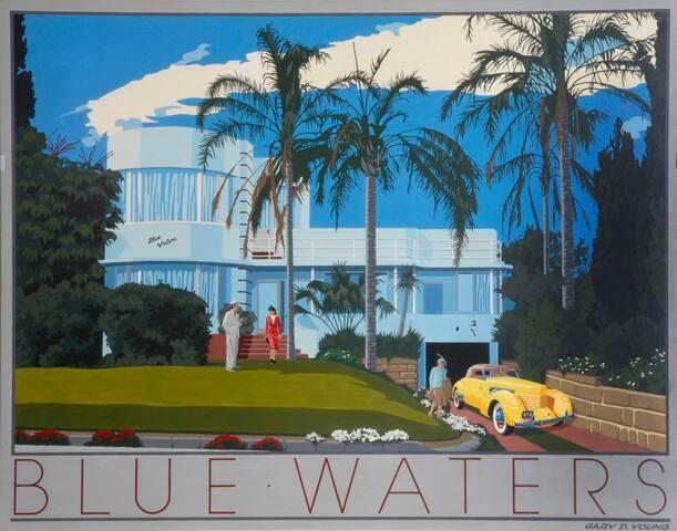 Gatsby - Art Deco Mansion - Côme - Maison