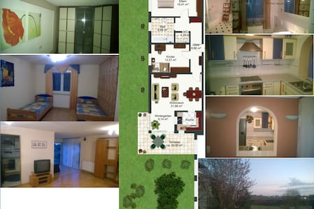 FeWo mit Südterrasse in Ravensburg - Ravensburg - Appartement
