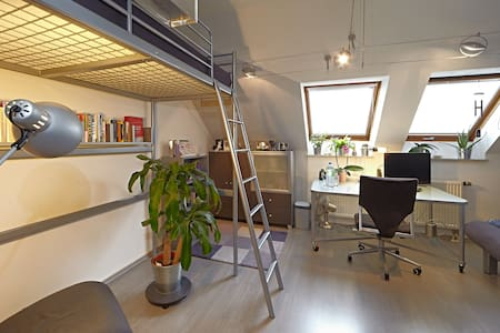 Mini Loft in Periphery of Nuremberg - Neurenberg