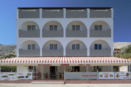 Pansion Mario and restaurant in Pag - Pag - Bed & Breakfast