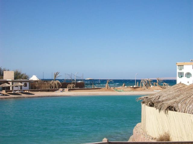 Reemyvera Village, Chalet 4 with privat beach - Hurghada - Apartment