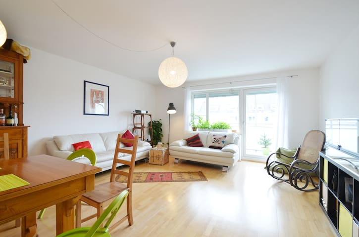 Comfy apartment near Tram, U-bahn
