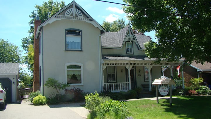 Gables B&B, Stayner, ON