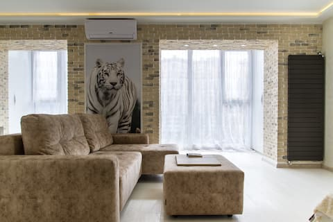 Уютные апартаменты  с панорамным видом