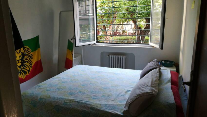 Habitación Matrimonial en ambiente acogedor