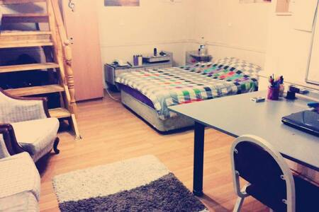 Lovely big room,Great location with good price - Şişli