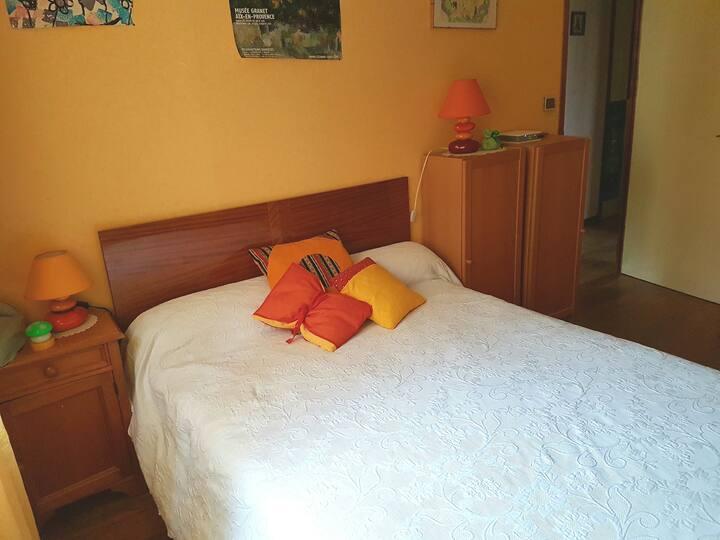 Chambre privée chez l'habitant. Proche de Toulouse