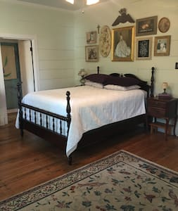 The Ross Room- Historic b&b - 石头山(Stone Mountain) - 住宿加早餐