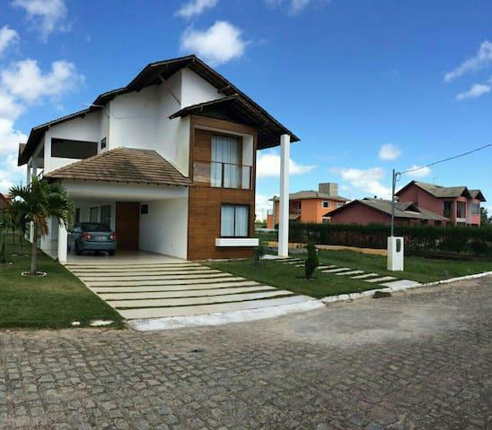 Casa no Condomínio Águas da Serra em Bananeiras-PB - Solânea - บ้าน