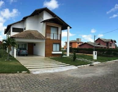 Casa no Condomínio Águas da Serra em Bananeiras-PB - Solânea