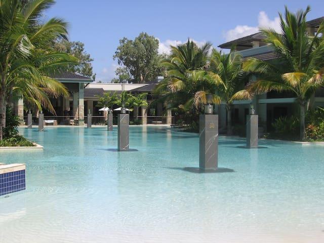 Apt 266, Sea Temple Resort - spa studio, free wifi