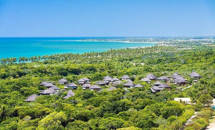 EcoCasa de luxo em Praia do Forte