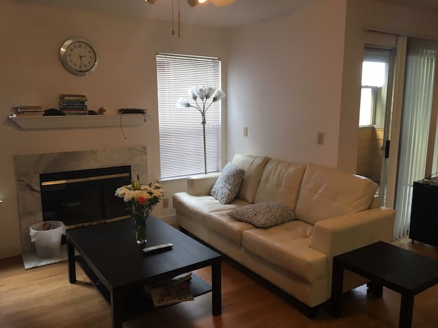 Your 1 bedroom apt for Super Bowl! - Milpitas - Apartment