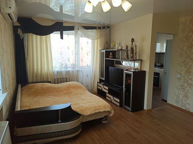 Roman's Apartment at the Vladivostok centre