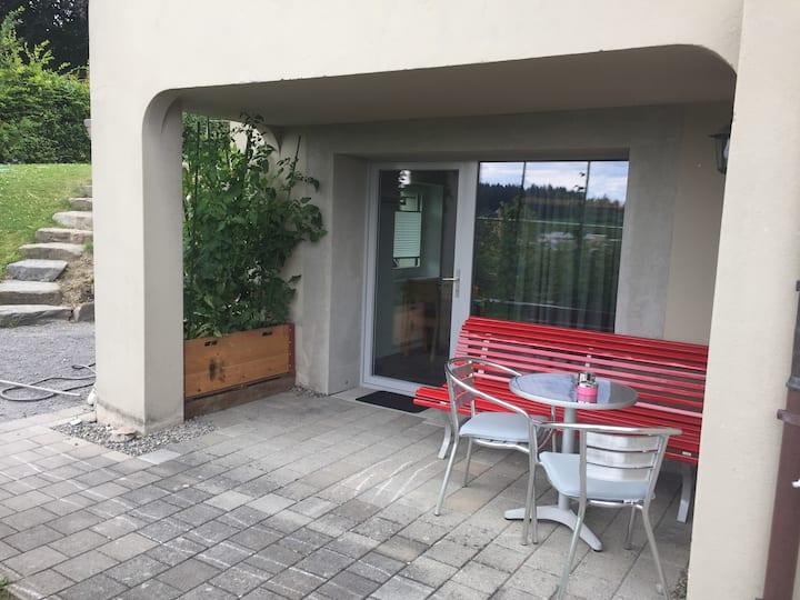 Modernes Zimmer in Muri AG