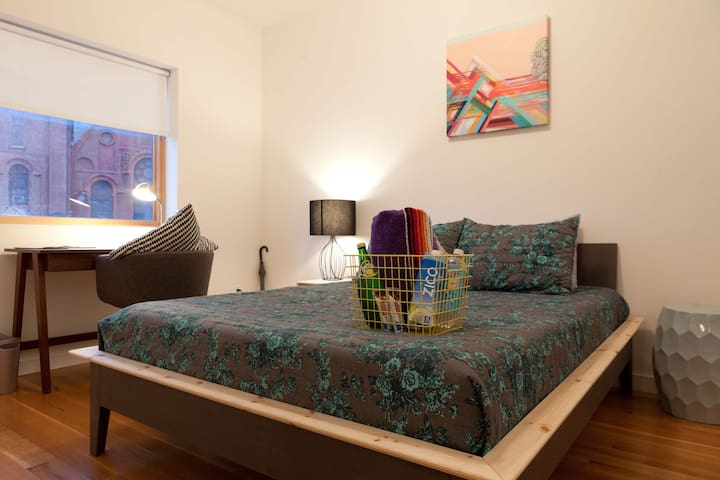 Room in Modern and Super Clean Apt w/Private Bath - Brooklyn - Apto. en complejo residencial