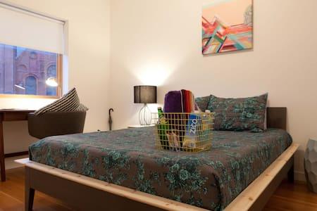 Room in Modern and Super Clean Apt w/Private Bath - Brooklyn