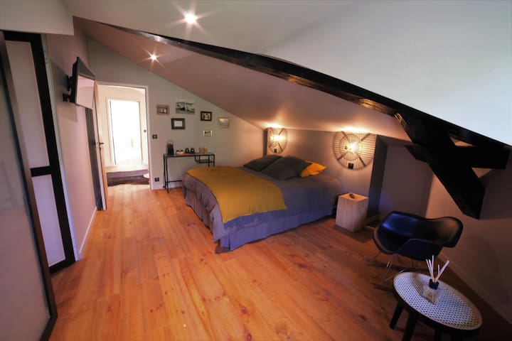 Double Room Abbesse