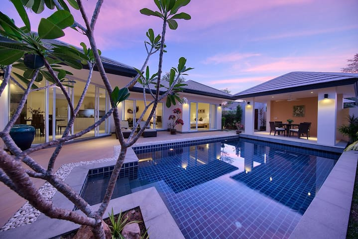 Lipa Talay Saam - Affordable Beach Side Villa