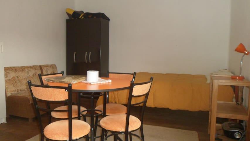 Nice studio with kitchen & toilet in center Cusco! - Cuzco - Kondominium
