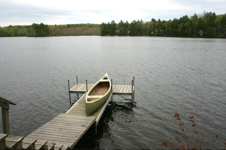 Cottage on the Water's Edge - Nobleboro - Ev