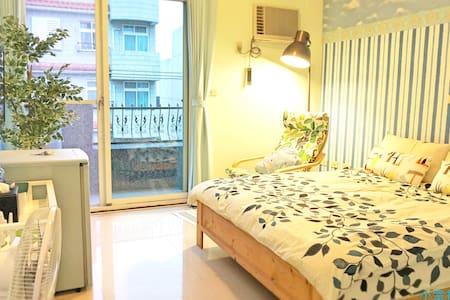 小幸福的雙人房(3B) - Hualien City