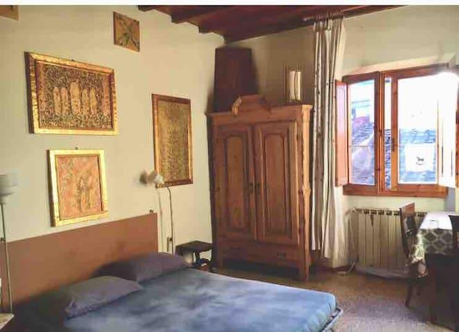 camera  con letto due posti
