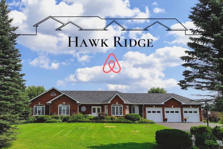 Cozy Hawk Ridge Golf Club Home