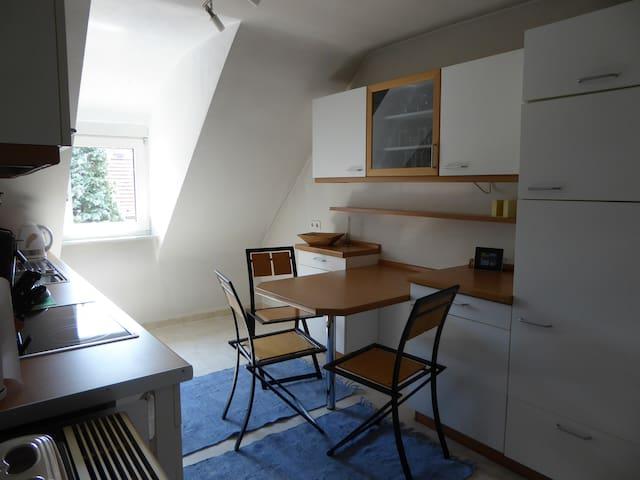 Schöne Wohnung in Neu-Ulm, zentral, dennoch ruhig