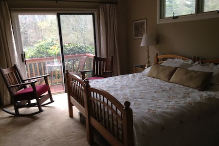 Natural paradise, wifi,  bath, - Pelham - Bed & Breakfast
