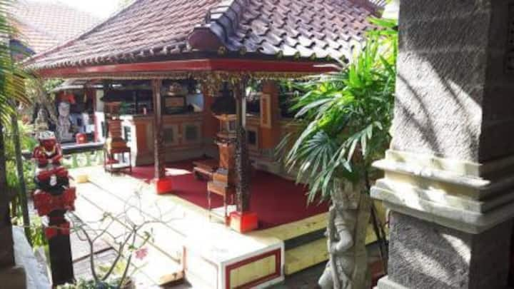Suli Hotel in the heart of Denpasar