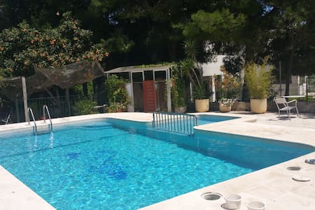 2 Bedrooms. Modern, with garden, pool, (Shared) - Cehegín - Huis
