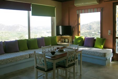 Sarakina's Home-brand new house! - Lasithi