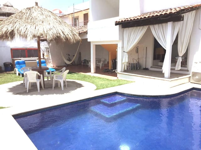 ☼ Casa Sofia ☼ Beautiful Beach Apt A/A & Pool ≈≈≈