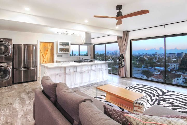 Hollywood Hills Penthouse