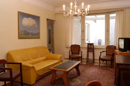Nice appt near station with terrace