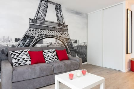 Charming & cosy apt near Montmartre