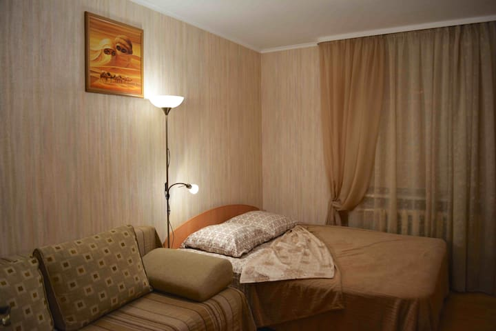Уютная и функциональная в центре - Voronezh - Apartmen
