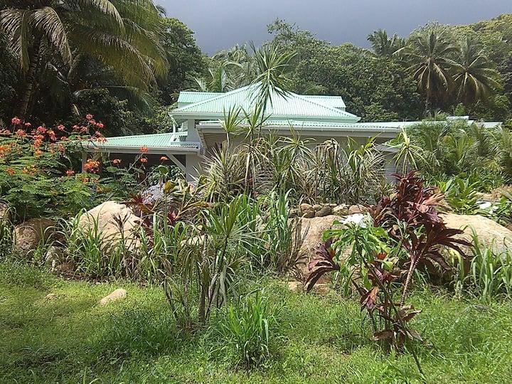 YlangYlang riverside villa at CitrusCreekPlantation