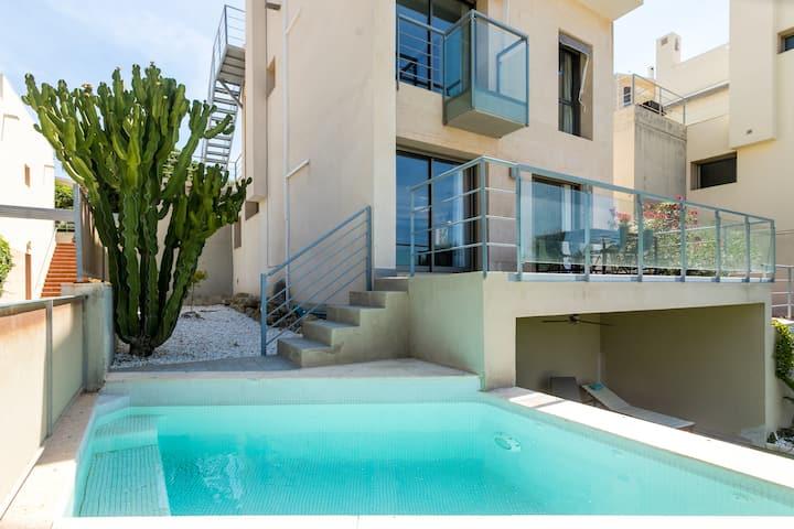 Design villa by the sea - Casa Palmer
