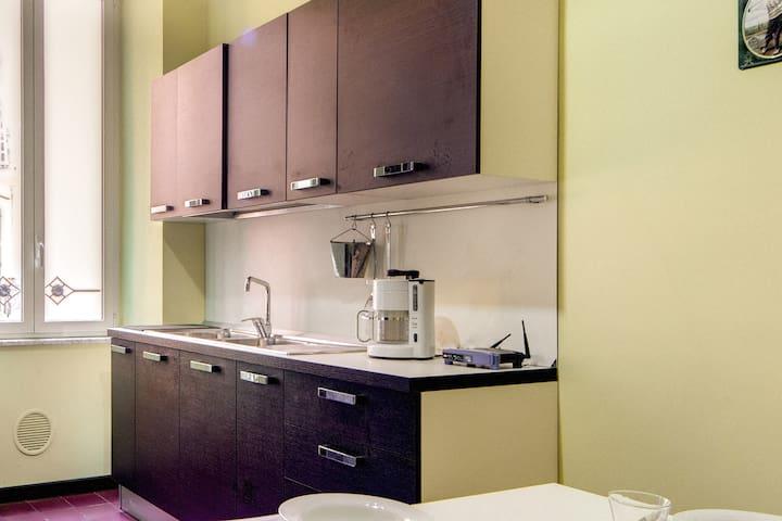 Magna Grecia 3 bedroom San Giovanni - Rome - Apartment