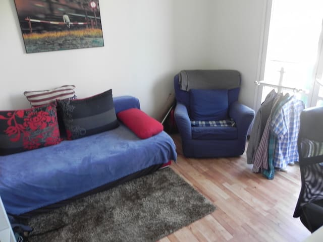 Comfortable flat in a very convenient area
