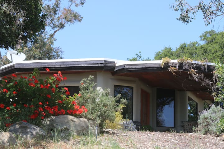 Private Hill Top Retreat With Amazing Views - Santa Ynez - Casa de hóspedes