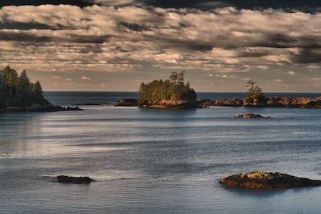 Ocean View Room- The Eagles Nest - Ucluelet - Ház