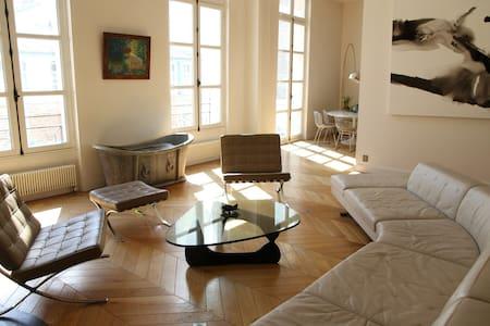 Loft Paris 1st District - 100sqm - Paris