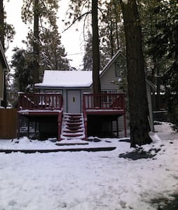 Cabin for rent -new furniture - Wrightwood