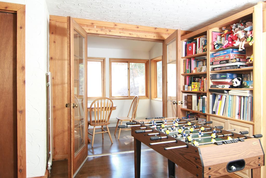 Close to salt lake and park city maisons louer park for Chambre kirsten