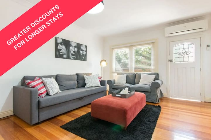 Airbnb® | Fitzroy - Holiday Rentals & Places to Stay - Victoria ...