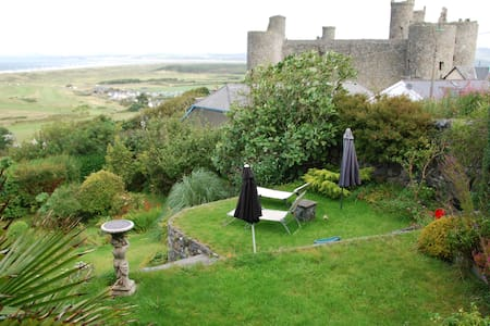 20 mins walk to a beautiful beach in Snowdonia - Harlech - Guesthouse