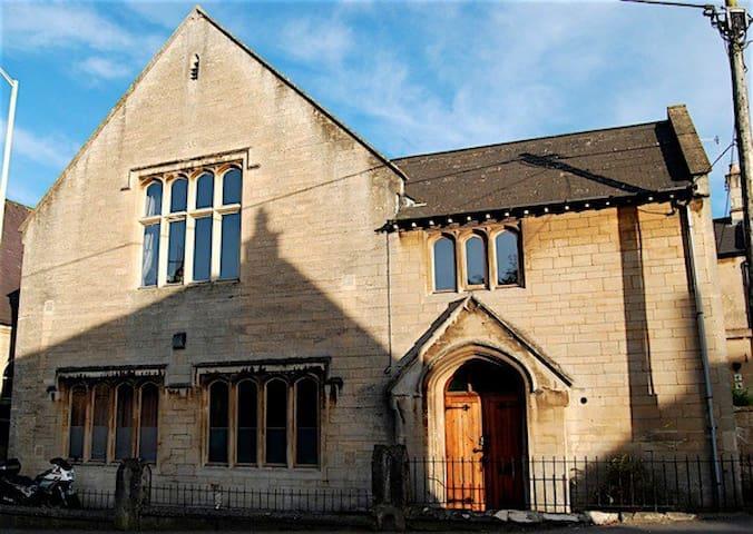 Ebenezer Chapel, Box, WIltshire (1) - Box